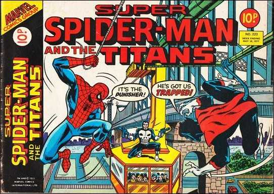 Super Spider-Man and the Titans Vol 1 223