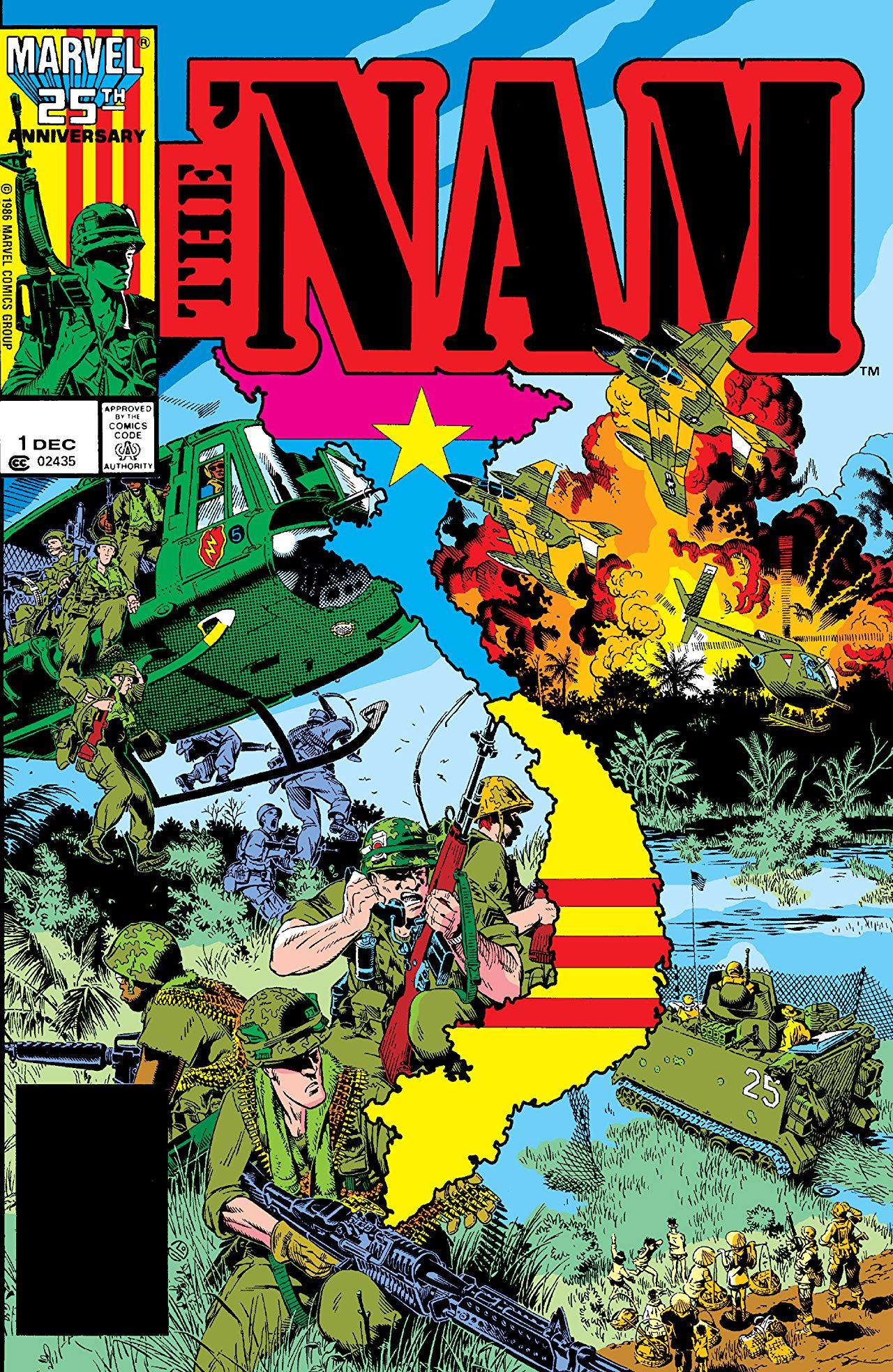 The 'Nam Vol 1 1