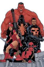 Thunderbolts (Red Hulk)
