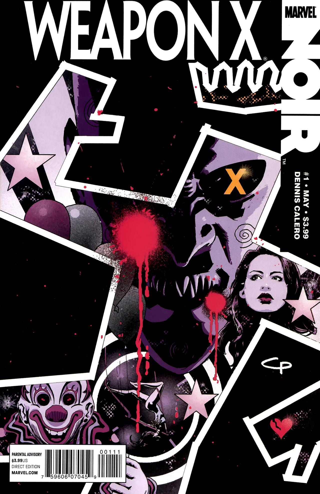 Weapon X Noir Vol 1