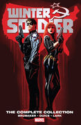Winter Soldier by Ed Brubaker The Complete Collection Vol 1 1