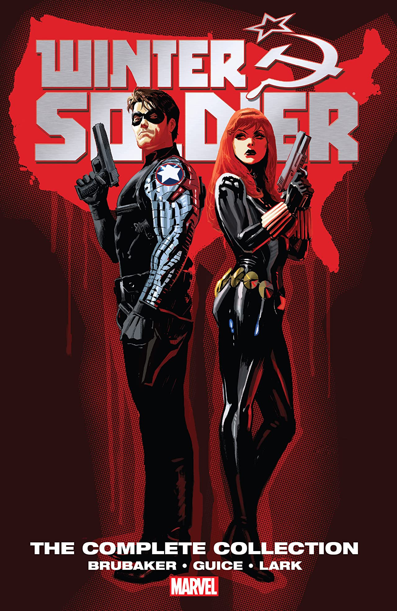Winter Soldier by Ed Brubaker: The Complete Collection Vol 1 1