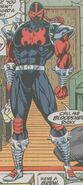 Wyndell Dickinson (Earth-616) from Web of Spider-Man Vol 1 81 0001