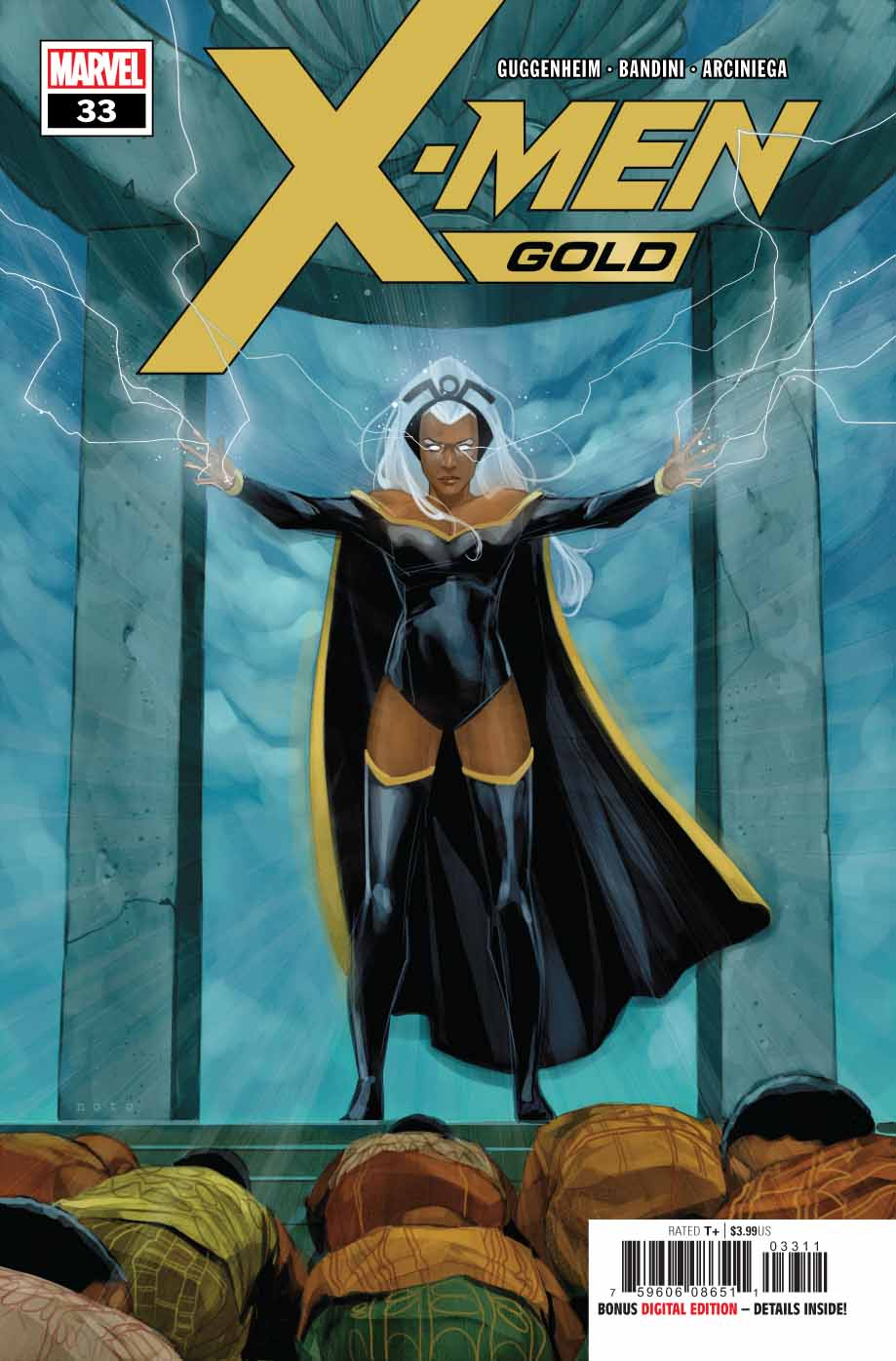 X-Men: Gold Vol 2 33