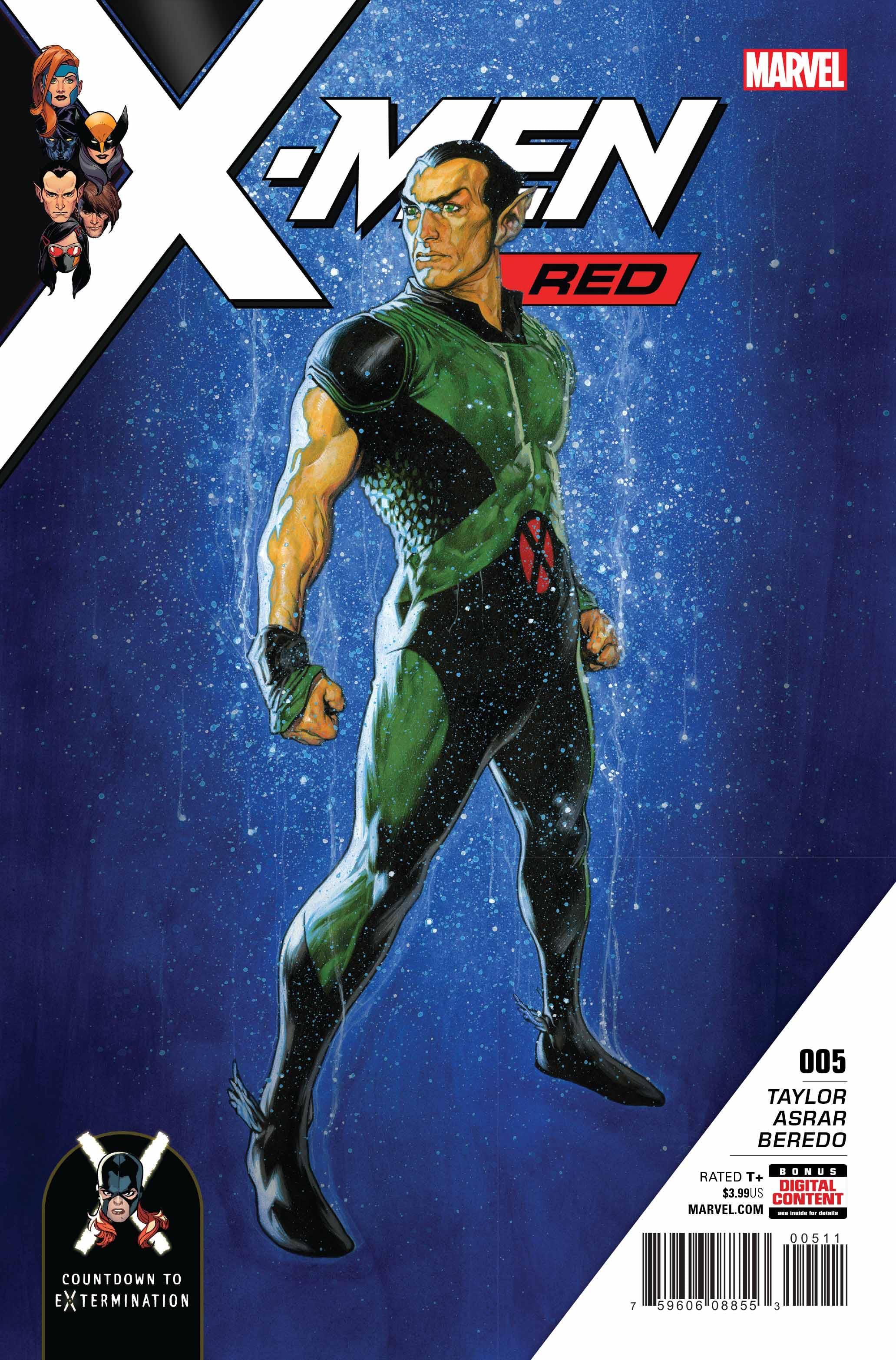 X-Men: Red Vol 1 5