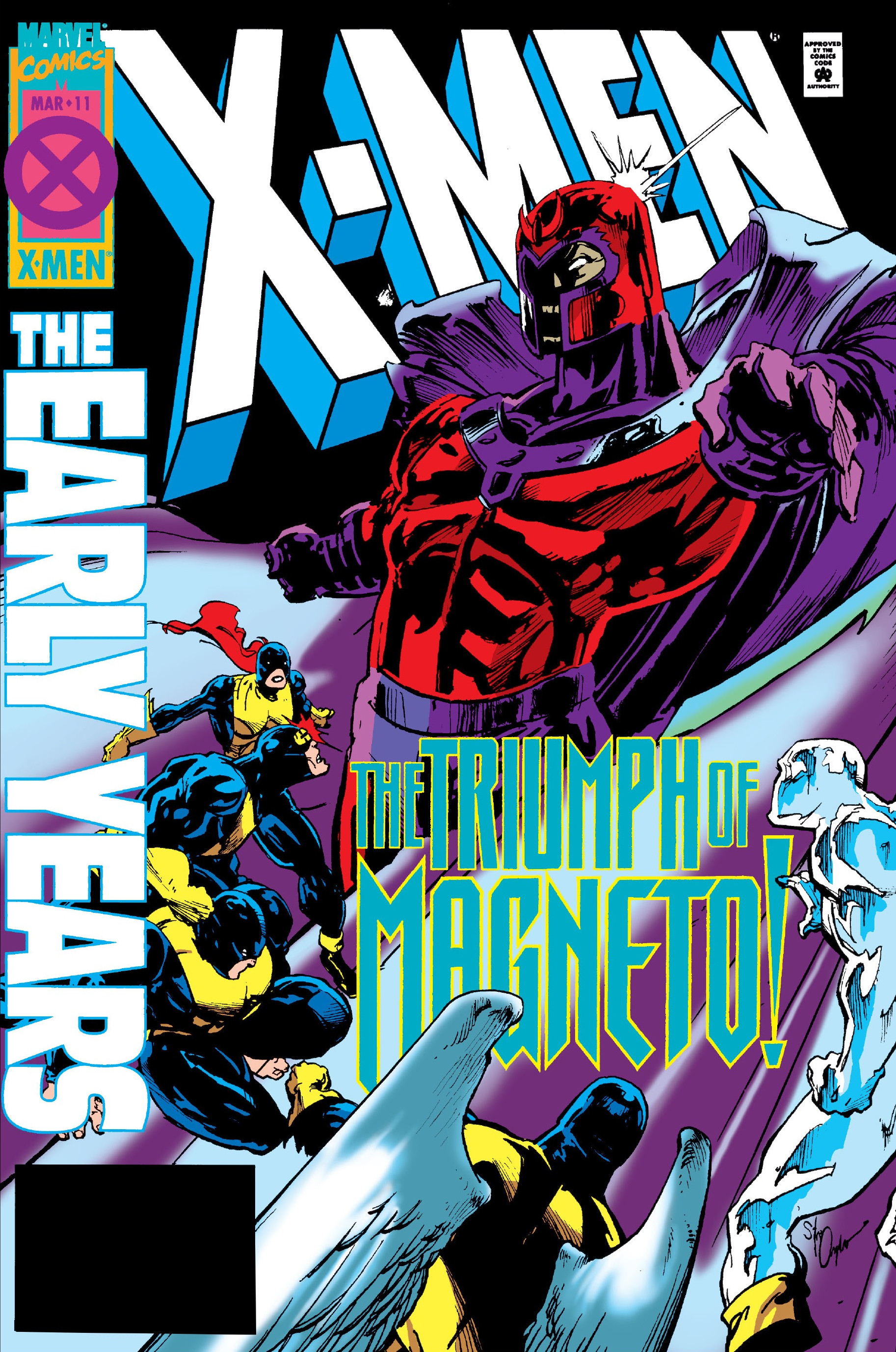 X-Men: The Early Years Vol 1 11