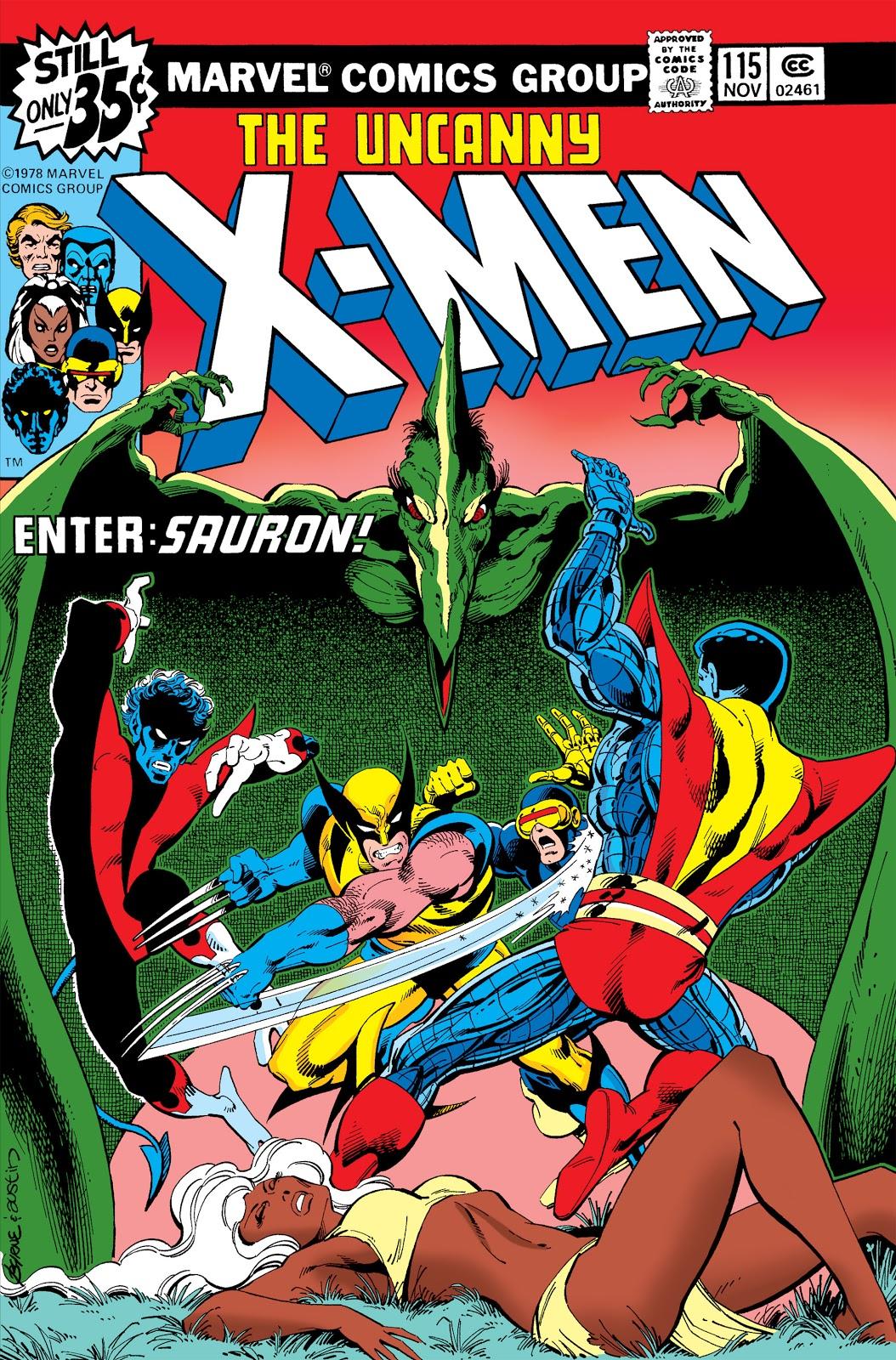 X-Men Vol 1 115