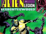 Alien Legion: Slaughterworld TPB Vol 1 1