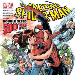 Amazing Spider-Man Vol 1 500