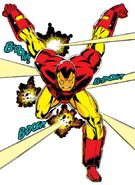 Anthony Stark (Earth-616) from Iron Man Vol 1 254 001