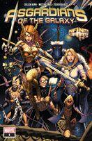 Asgardians of the Galaxy Vol 1 1