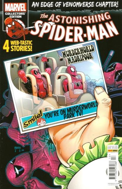 Astonishing Spider-Man Vol 7 13