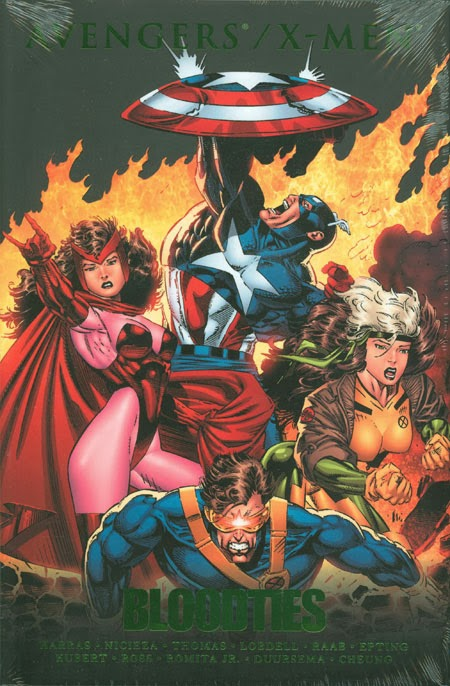 Avengers/X-Men Bloodties TPB Vol 1