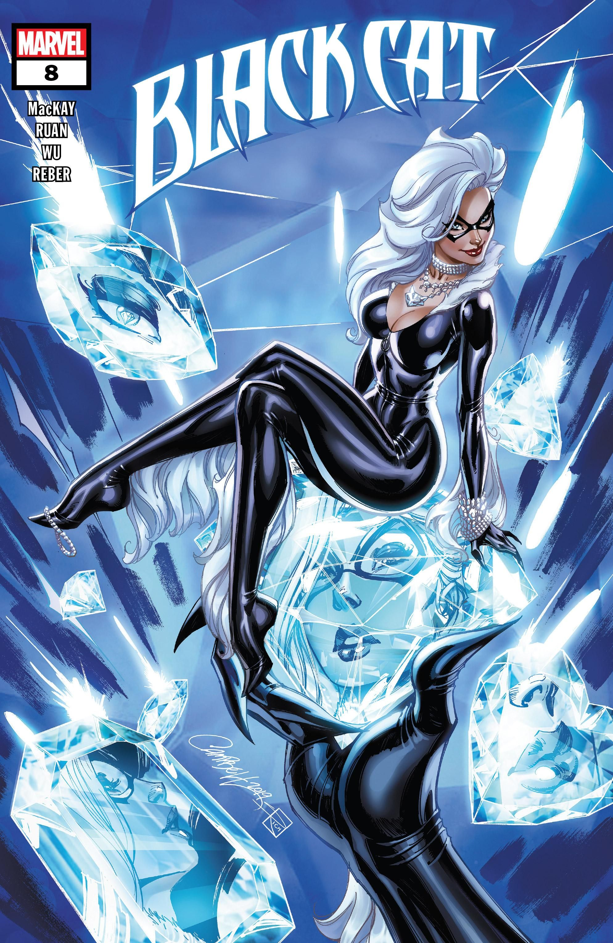 Black Cat Vol 1 8