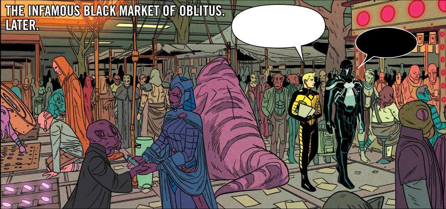 Black Market of Oblitus