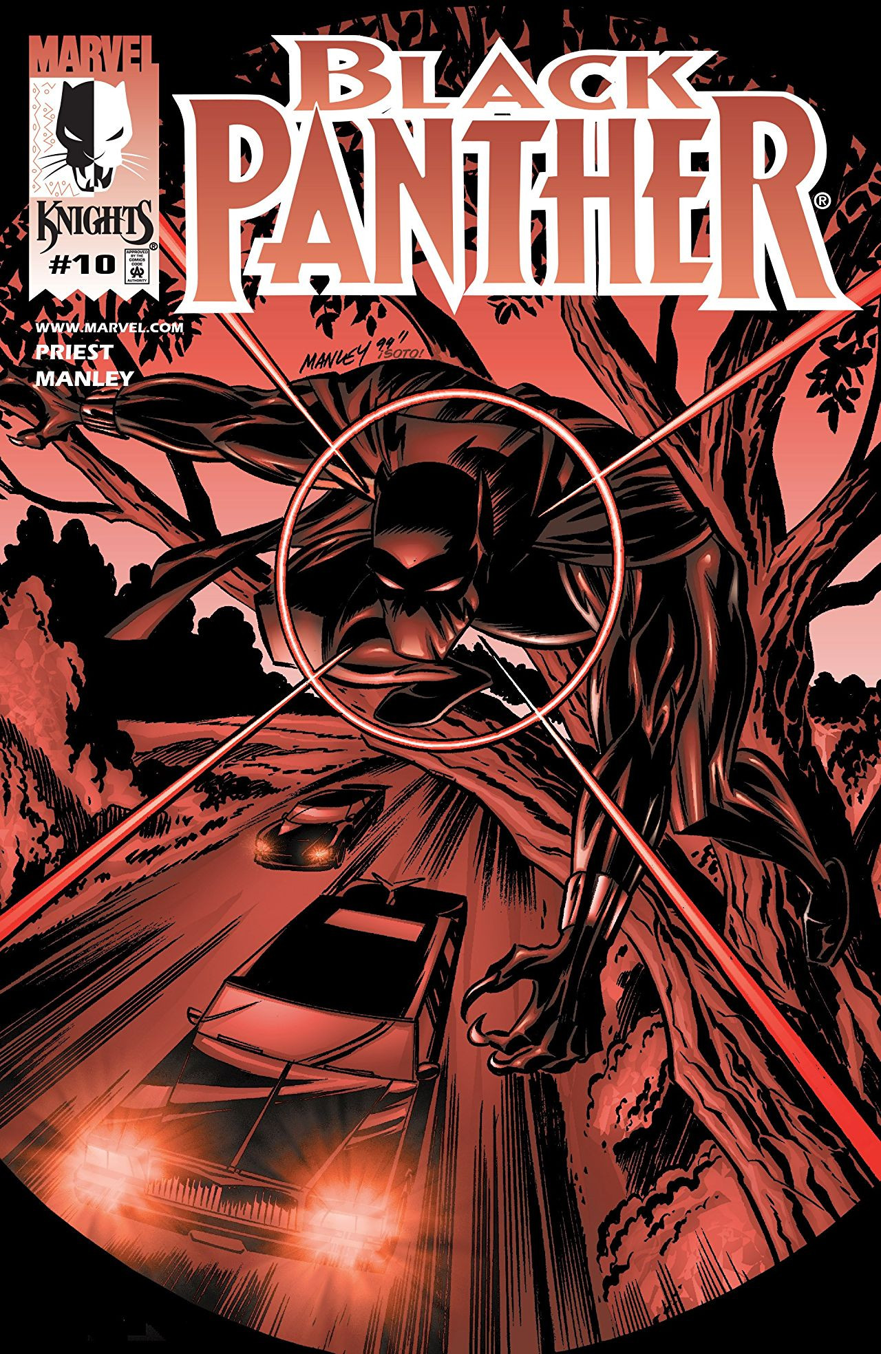 Black Panther Vol 3 10
