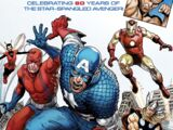 Captain America Anniversary Tribute Vol 1 1