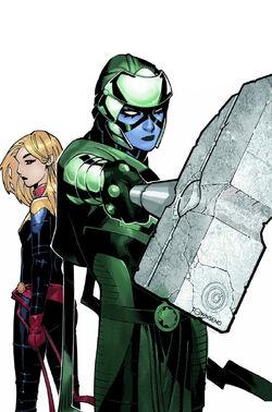 Captain Marvel Vol 10 21 Bachalo Variant Textless.jpg