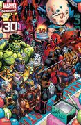 Deadpool Nerdy 30 Vol 1 1