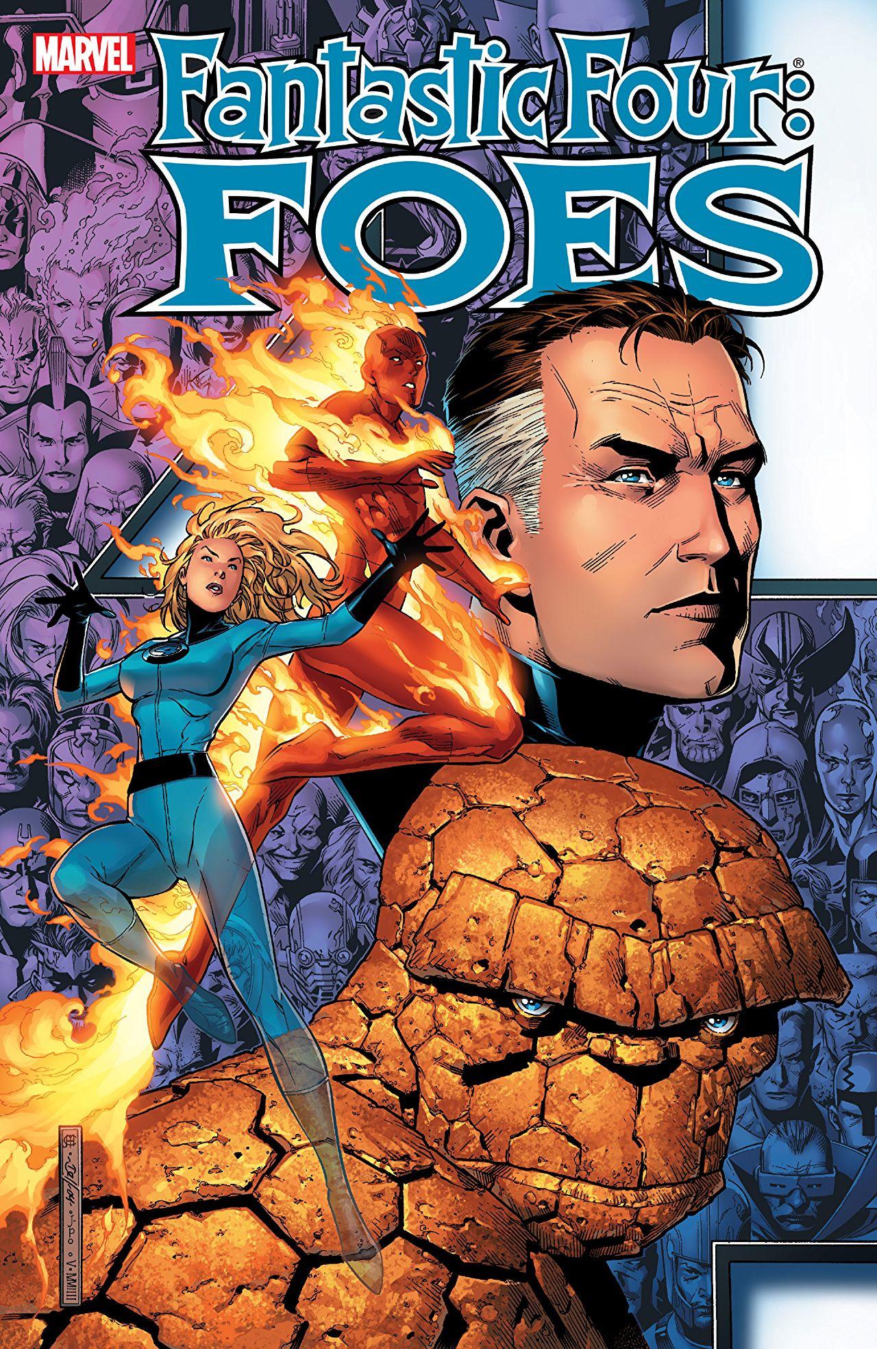 Fantastic Four: Foes TPB Vol 1