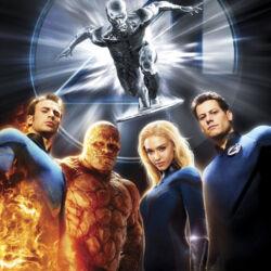 Los Cuatro Fantásticos y Silver Surfer (película)