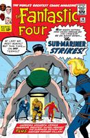 Fantastic Four Vol 1 14