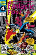 Fantastic Four Vol 1 362