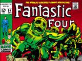 Fantastic Four Vol 1 85