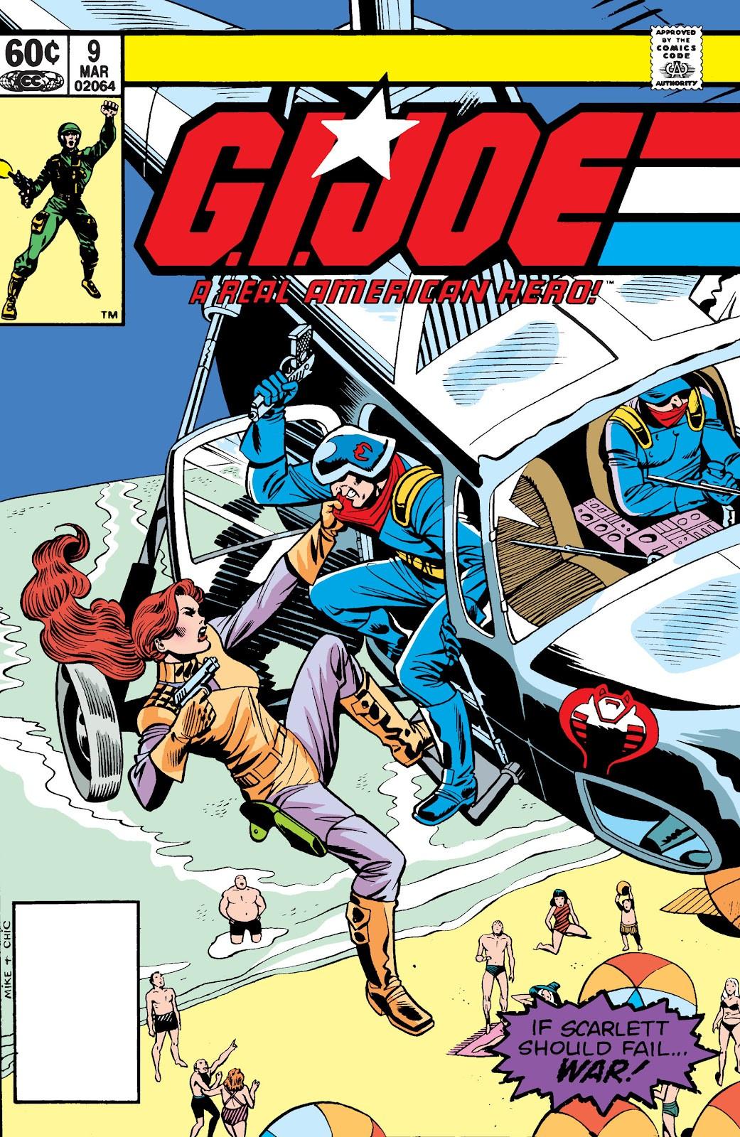 G.I. Joe: A Real American Hero Vol 1 9