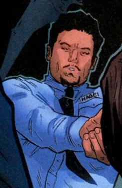 George Hage (Earth-616)