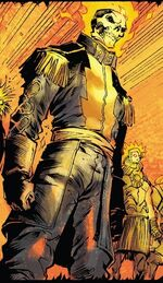 Ghost Rider (Union Soldier) (Earth-616)