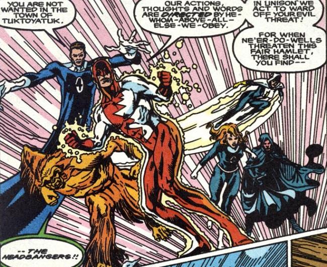 Headbangers (Earth-616)