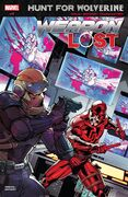 Hunt for Wolverine Weapon Lost Vol 1 4
