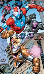 Iron Force (Earth-13584)
