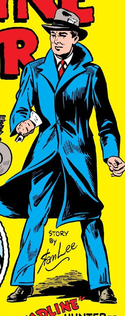 Jerry Hunter (Earth-616) from Captain America Comics Vol 1 5 0001.jpg