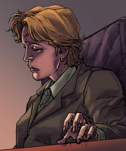 Kaylie Doran (Earth-616)