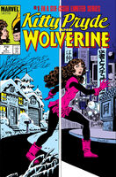 Kitty Pryde and Wolverine Vol 1 1