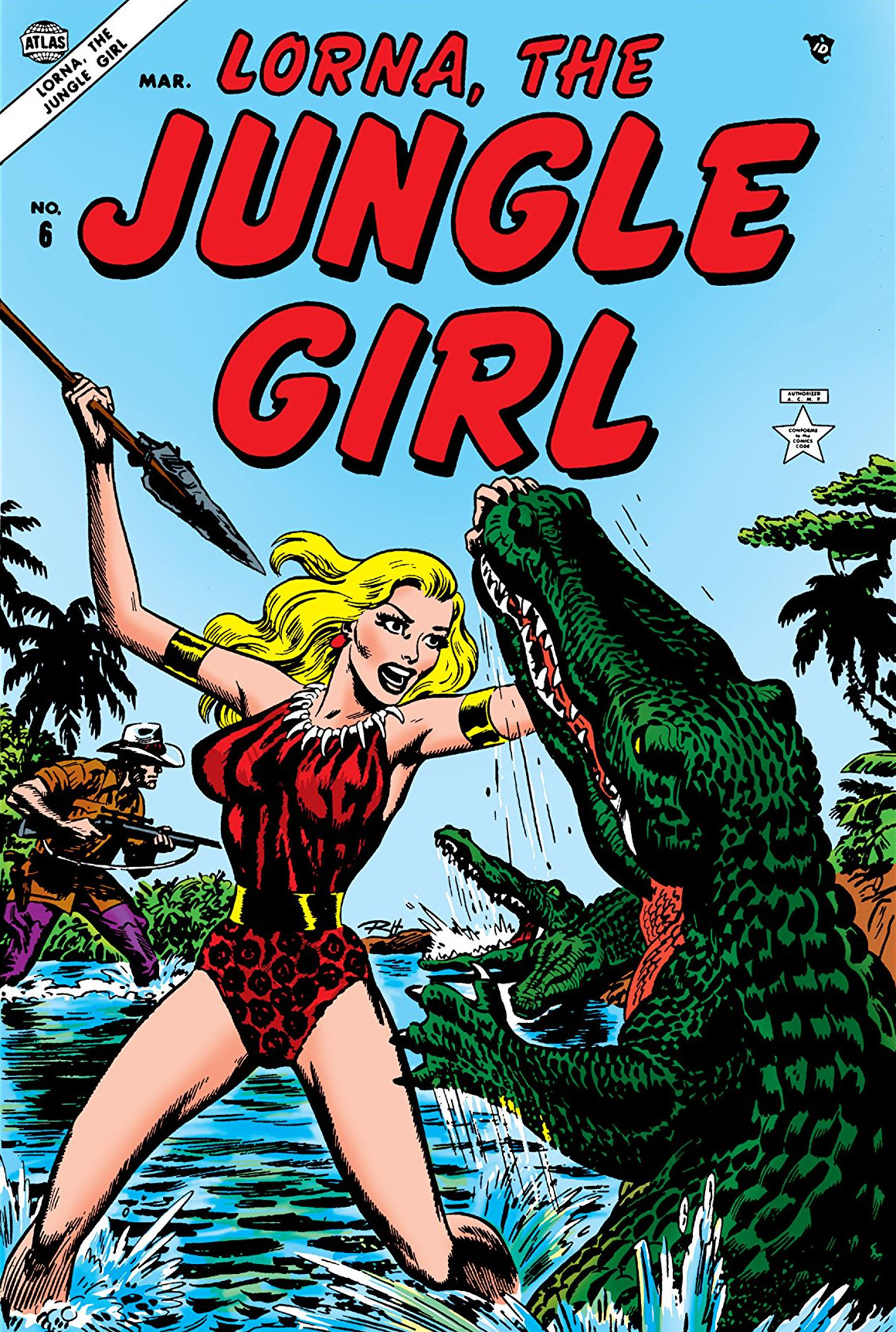 Lorna, the Jungle Girl Vol 1
