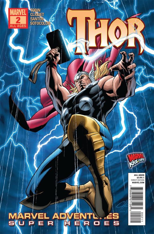Marvel Adventures: Super Heroes Vol 2 2
