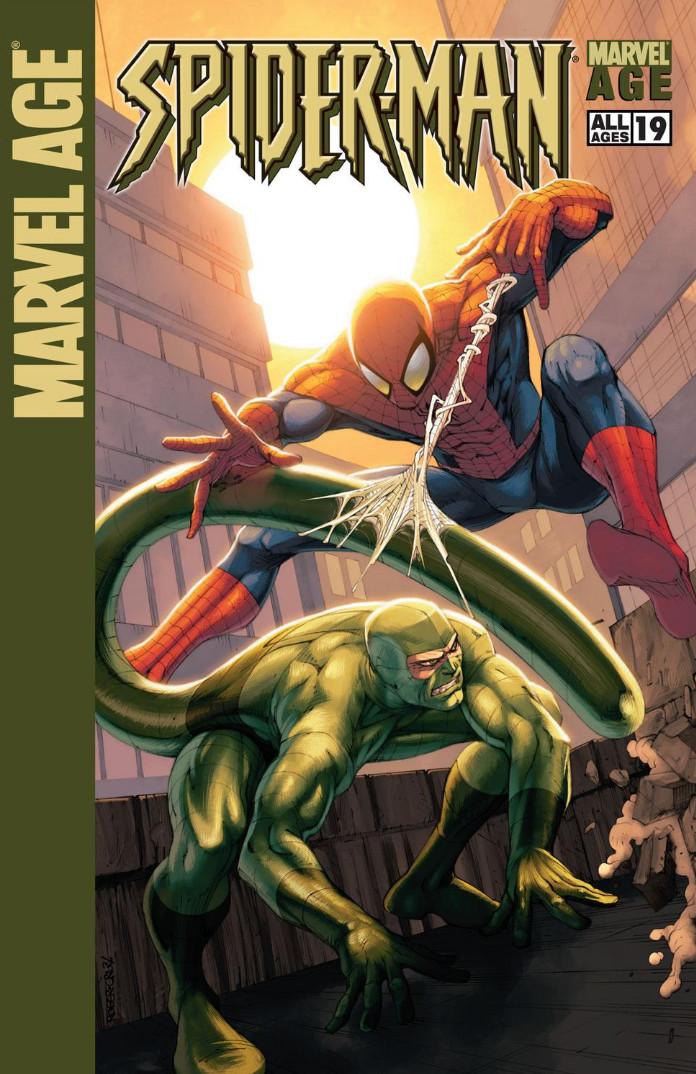 Marvel Age Spider-Man Vol 1 19