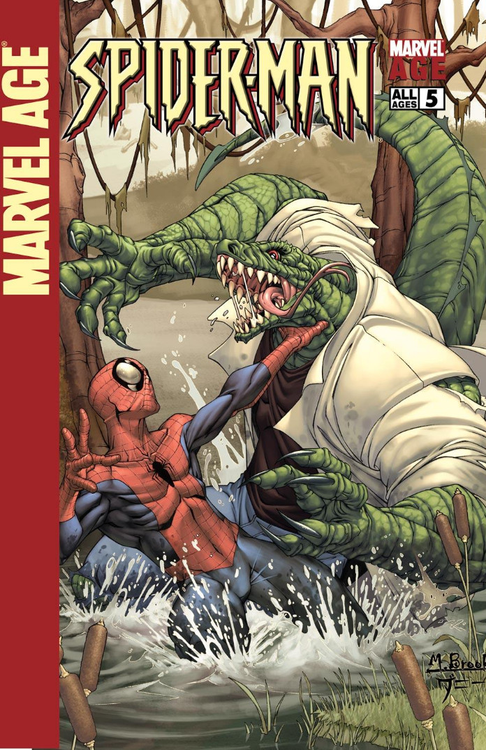 Marvel Age Spider-Man Vol 1 5