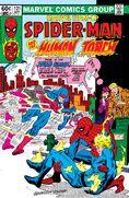 Marvel Team-Up Vol 1 121