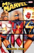 Ms. Marvel TPB Vol 1 4 Monster Smash