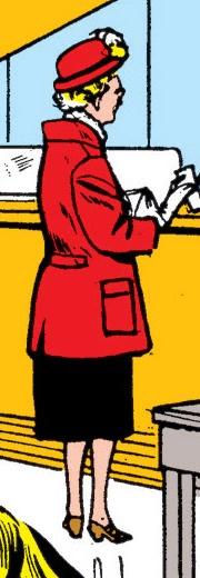 Mrs. Perkins (Earth-616)