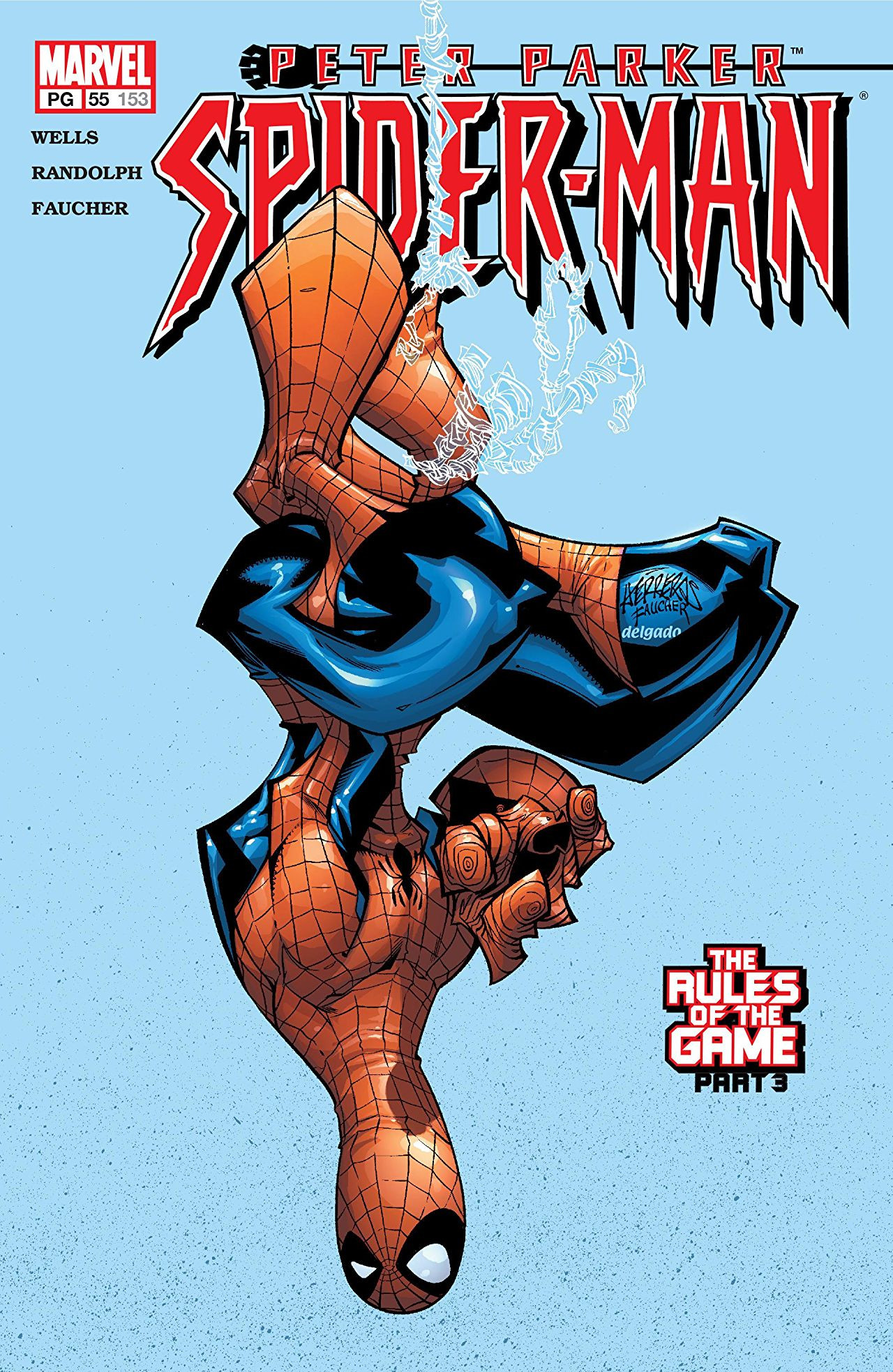 Peter Parker: Spider-Man Vol 1 55
