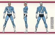 Pietro Maximoff (Earth-616) from Official Handbook of the Marvel Universe Master Edition Vol 1 2 0100