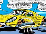 S.H.I.E.L.D. Flying Car