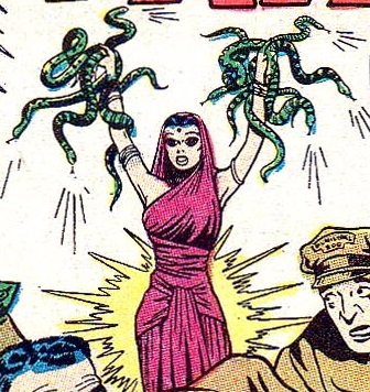 Serpent (1950s) (Earth-616)
