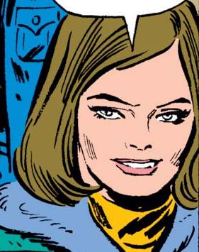 Sharon Cole (Earth-616)