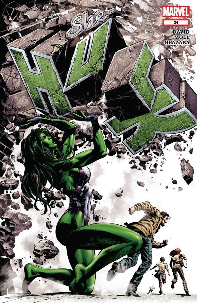 She-Hulk Vol 2 24